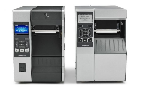 ZT series Printers side-by-side
